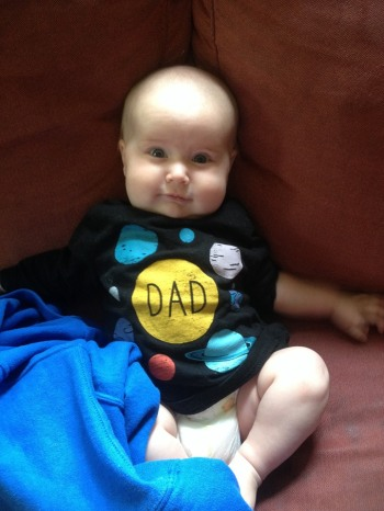 otto happy daddy shirt